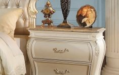 Antique Cream Bedroom Furniture Fresh Acme Furniture Chantelle French Rococo Nightstand