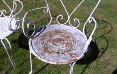 Antique French Garden Furniture Beautiful Vintage French Garden Chairs Odd Set Of Four Sold