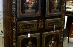 Antique French Painted Furniture Fresh 1810 French Painted Armoir With Images