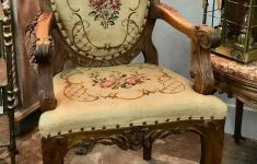 Antique Furniture Buyers Dallas Tx Lovely French Antique Needlepoint Horse Hair Armchair Sale Was