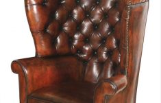 Antique Furniture Buyers Directory Luxury Brown Buttoned Leather Porters Chair Antiques Atlas