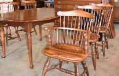 Antique Furniture Dining Room Set Lovely Vintage Duckloe Bros Solid Wild Cherry Antique Colonial