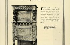 Antique Furniture New York Lovely 1925 Ad Hayden Co Antique Furniture Jacobean Oak Cupboard Carved Home Decor Col2