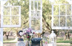 Antique Furniture Rentals For Weddings Unique Vintage Wedding Decor Guest Sign In Area Windows