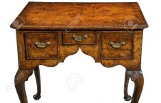 Antique Furniture Small Tables Best Of Old Vintage Antique Small Table With Draws In Walnut With Brass