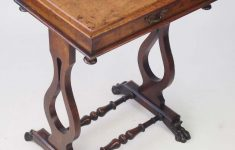 Antique Furniture Small Tables Best Of Small Victorian Walnut Side Table Work Table