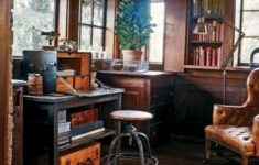 Antique Home Office Furniture Best Of Vintage Home Fice Decor Cool Industrial Decorating For Men