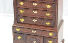 Antique Reproduction Furniture Kits Awesome The House Of Miniatures Kit Chippendale Straight Top