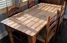 Antique Rustic Furniture For Sale Luxury Solid Pine Dining Table & 4 Chairs Vintage Antique Rustic Quick Sale In Oval London