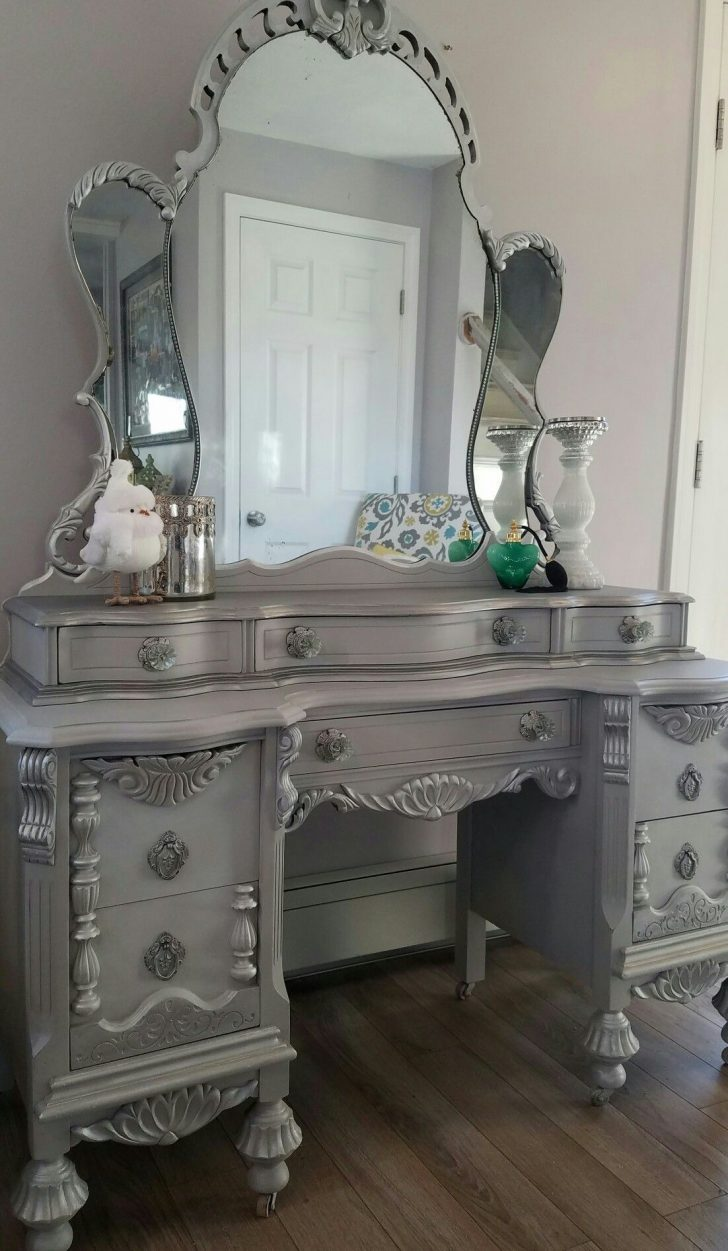 Antique Silver Furniture Paint 2021