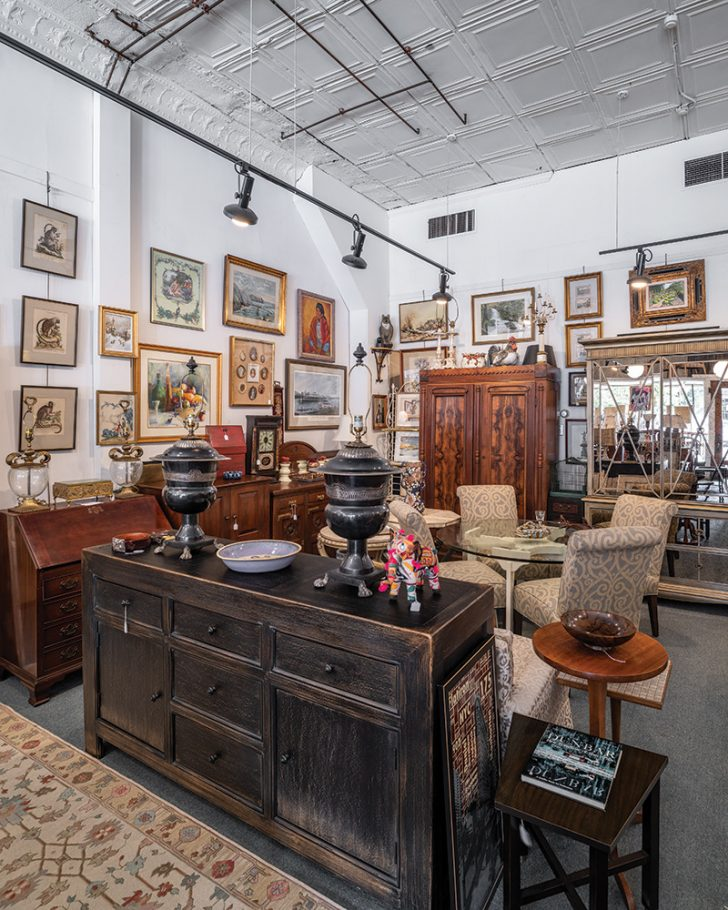 Antique Stores that Buy Furniture 2021