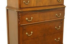 """Antique Thomasville Furniture Bedroom Lovely Antique Thomasville Furniture Duncan Phyfe Mahogany 39"""" Chest On Chest 378 10"""