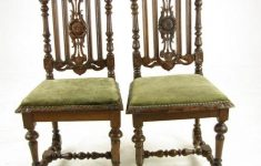 Antique Victorian Furniture For Sale Unique Fall Sale Carved Oak Side Chairs Pair Hall Chairs Victorian Renaissance Antique Furniture Scotland 1880 B1099 Reduced