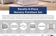 Antique White Baby Furniture New Amazon Baby Nursery Furniture Set In White Antique