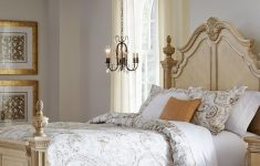 Antique White Master Bedroom Furniture Beautiful Classically Styled This Majestic Collection Is Made With