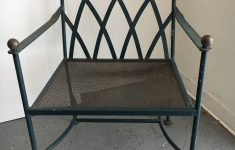 Antique Wrought Iron Patio Furniture Value Beautiful Vintage Wrought Iron Outdoor Patio Dining Set With Four Chairs