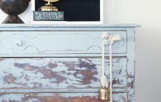 Antiquing Furniture With Paint Elegant Distressed And Painted Furniture Diy Inspired By Balayage