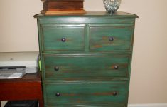Antiquing Kits For Furniture Awesome Painting A Dresser To Give It A Custom Look 4 Steps With