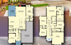 Architectural Design Home Floor Plans Elegant Plan Jd Five Bedrooms And A Bonus Room Too In 2020