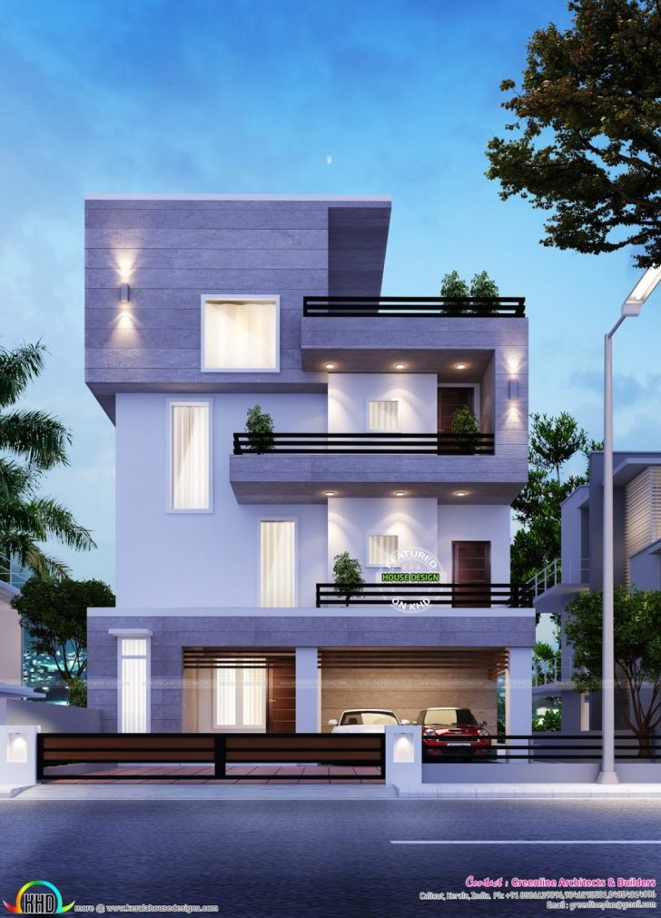 Architecture Modern House Plans 2021