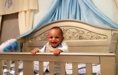 Baby Furniture Sets Antique White Luxury The Ultimate Prince S Nursery Full Of Lavish Curtain