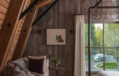 Barn Guest House Plans Luxury Rustic Meets Modern In Stunning Barn Guest House In Wyoming