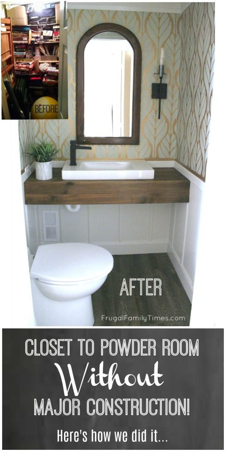 Basement Upflush toilet 2021