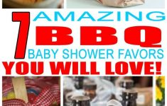 Bbq Themed Baby Shower Awesome Bbq Baby Shower Favors