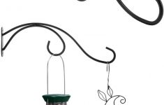 Bird Feeder Holder For Deck Luxury Pennington 2 Pack Double Bird Feeder Wall Hooks All Weather Metal Hangers Patio Deck