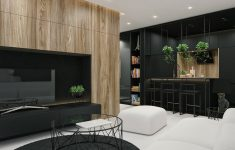 Black And White Interior Design Inspirational Black And White Interior Design Ideas Modern Apartment By
