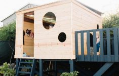Build Your Own Modern House Luxury How To Build Your Own Modern Playhouse Ein Spielhaus Im