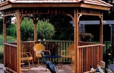 Cedar Gazebo With Metal Roof Best Of The 11 Best Gazebos For Garden Relaxation In 2020