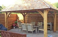 Cedar Gazebo With Metal Roof New Solid Oak Gazebo Kits