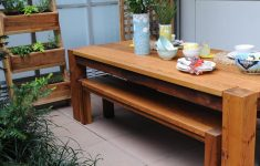 Cedar Outdoor Furniture Kits Inspirational Build Your Own Outdoor Modern Wood Dining Table