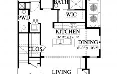 Coastal Home Floor Plans New East Beach Cottage House Plan Design From