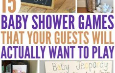 Coed Baby Shower Games Pinterest Awesome 15 Hilariously Fun Baby Shower Games 15 Baby Fun Games