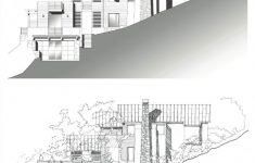 Contemporary Hillside Home Plans Inspirational Small House Plans Hillside Best Shed Plans