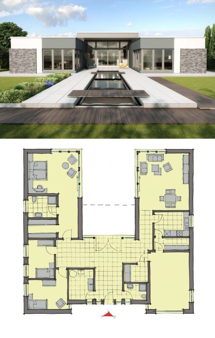 Contemporary House Designs and Floor Plans 2021