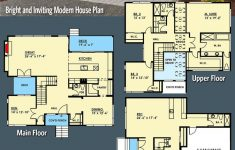 Contemporary House Designs And Floor Plans Inspirational Plan Raf Bright And Inviting Modern House Plan In