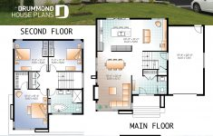 Contemporary Modern Style House Plans Fresh House Plan Sequoia 2 No 3713 V1 With Images