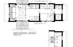 Contemporary Tiny House Plans Awesome Contemporary Firefly 24