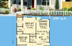 Cost To Build 1300 Square Foot House Lovely Plan Wm 3 Bedroom Cottage With Options