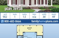 Cost To Build 1500 Sq Ft Cabin Fresh Traditional Style House Plan With 1 Bed 2 Bath