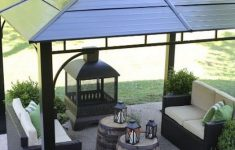 Costco Hardtop 12x12 Gazebo Inspirational 23 Gazebo Decorating To Make Your Backyard Awesome