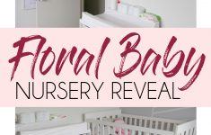 Cot Mobile Kmart New Boho Floral Baby Nursery Reveal Style Within Grace