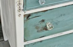 Distressed Antique White Furniture Awesome At Long Last