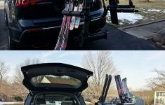Diy Car Trunk Bike Rack Inspirational 4 Bike Rack Hitch Yakima Powderhound Spare Tire Ski And