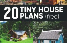 Diy Home Building Plans Luxury 20 Free Diy Tiny House Plans To Help You Live The Small