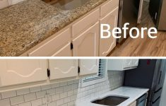 Diy Tile Countertop Resurfacing Unique Before And After Epoxy Countertops Diy Epoxy Countertops To
