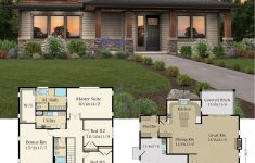 Double Story Modern House Plans New Emmy By Mark Stewart Home Design